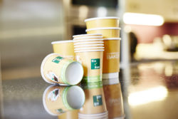 branded paper cups - printed paper cups